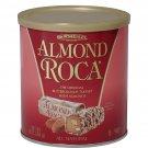 Brown and Haley 1 Almond Roca original 10-ounce can + 1 Caramel Roca 10-ounce can exp 10/21