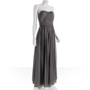 A.B.S. - Angelina strapless gown