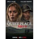 A Quiet Place Part II NO DVD eBay 2021 Fast Delivery Movie - Digital Download  Online Stream