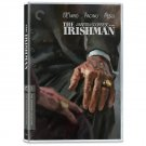 The Irishman DVD - 2019 - Criterion Collection - Brand New Sealed - USPS Shipping
