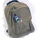 Maxam Canvas Backpack