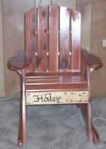 Child-size Rocking Chair