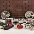 Maxam 5-ply Cookware