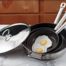 Chefs Secret 4pc Skillet Set