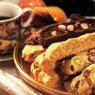 Homemade Milk Chocolate Biscotti - 30pcs
