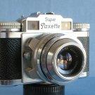 Rare Vintage Braun Super Paxette with Schneider Kreuznach Xenar 2.8/50 · Made in Germany