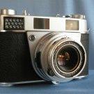 Vintage Rangefinder Kodak Retina IIIS with Schneider Kreuznach Xenar 2.8/50  · Made in Germany