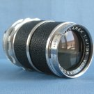 Vintage Voigtlander Super Dynarex 4/135 DKL Lens · Made in Germany