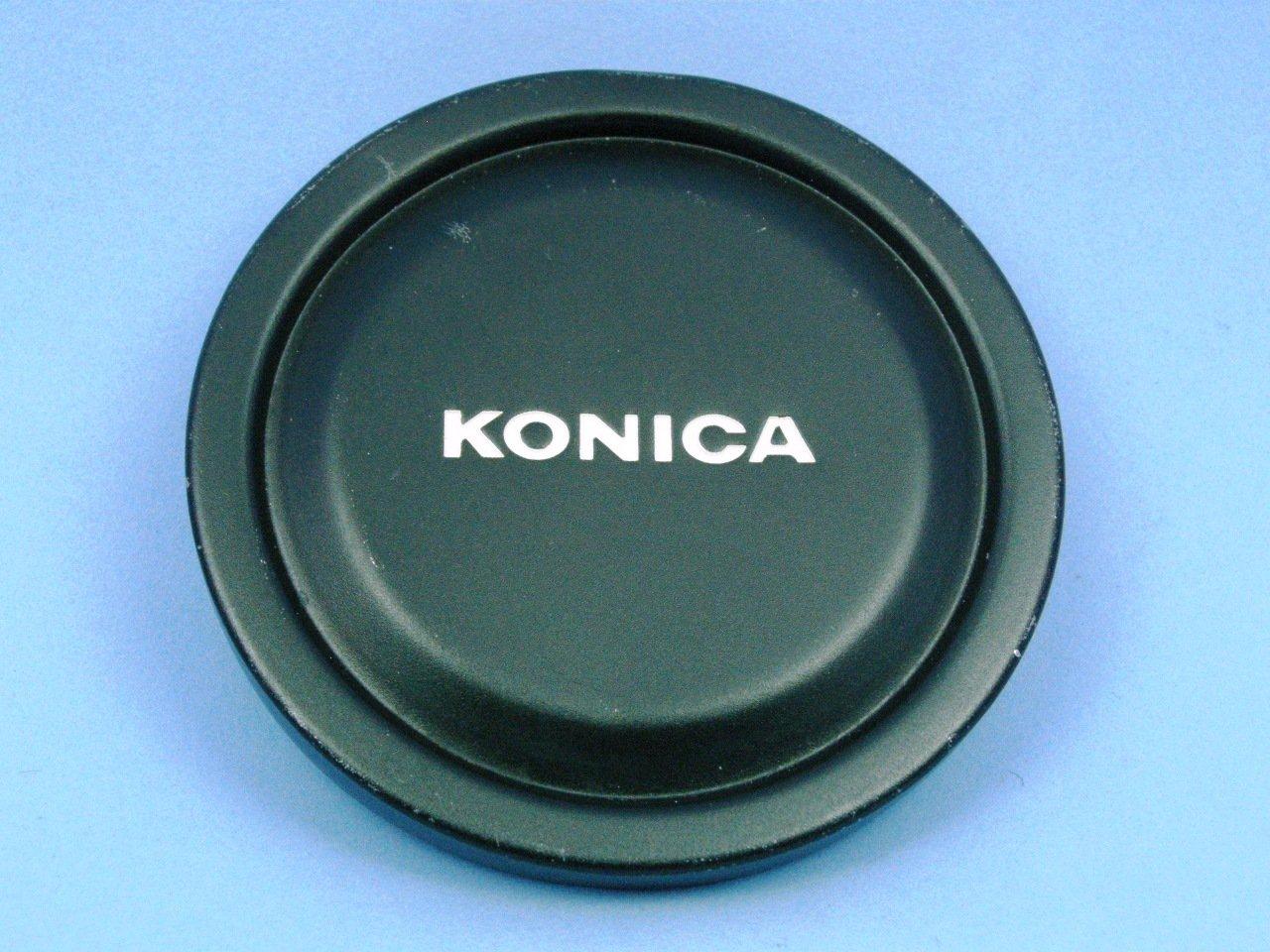 Vintage Konica 57mm Original Metal Front Lens Cap