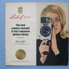 Linhof 220 Original Sales Brochure