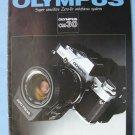 Olympus OM30 Original Sales Brochure