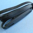 Vintage Camera Strap with Original Olympus Rubber Shoulder Pad & Metal Rings