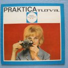 Vintage Praktica Nova Original Sales Brochure in German