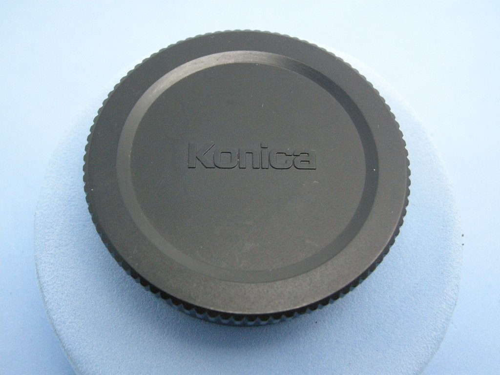 Vintage Konica AR Original Rear Lens Cap
