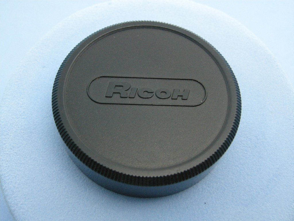 Vintage Ricoh M42 Rear Lens Cap