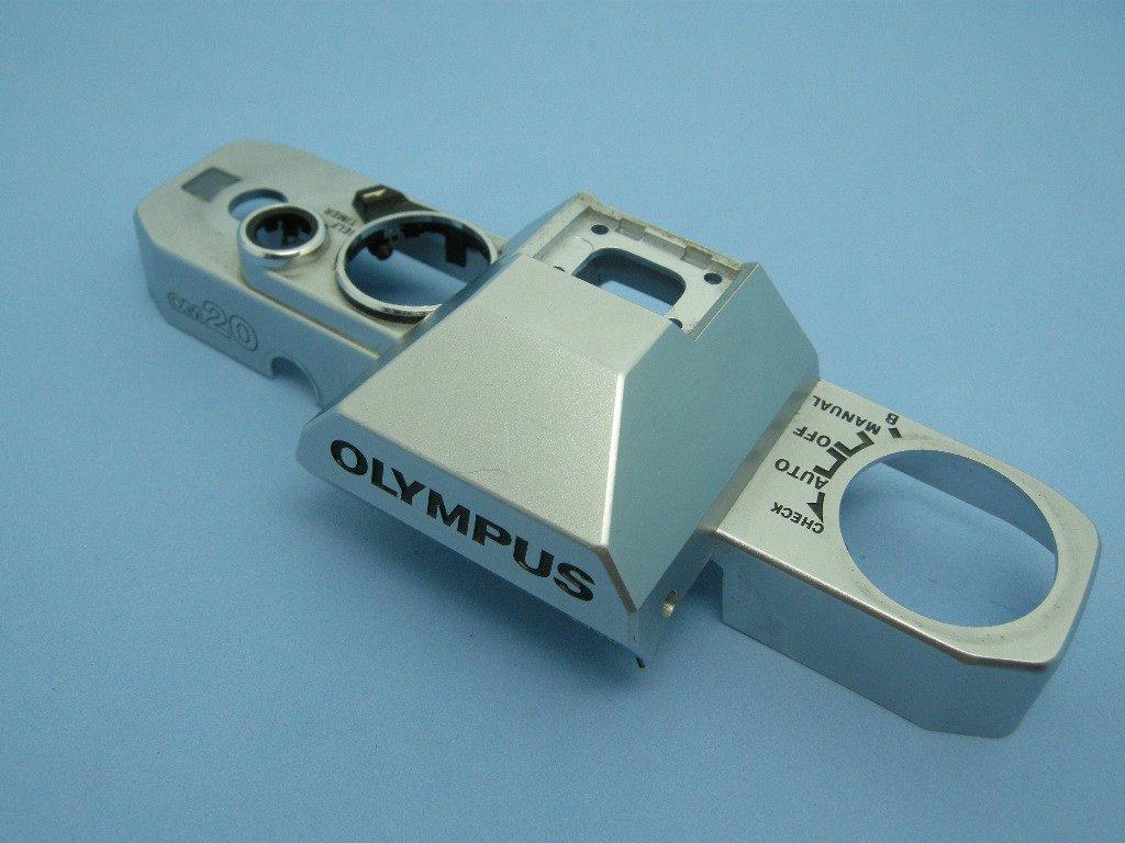 Olympus OM20 Original Top Plate