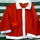 New Unused Santa Suit Costume Adult Christmas Memories
