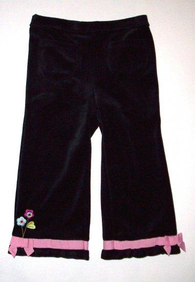 GYMBOREE NWT Imaginary Friends Black Pants 3T