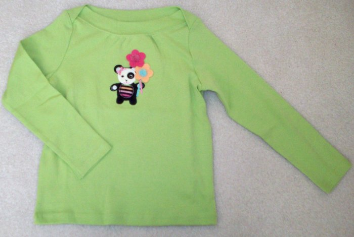 GYMBOREE Imaginary Friends NWT Green Top 6