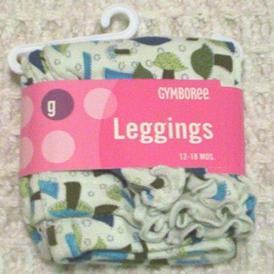 GYMBOREE NWT Hide & and Seek Leggings 6-12m