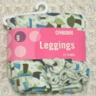 GYMBOREE NWT Hide & and Seek Leggings 6-12m