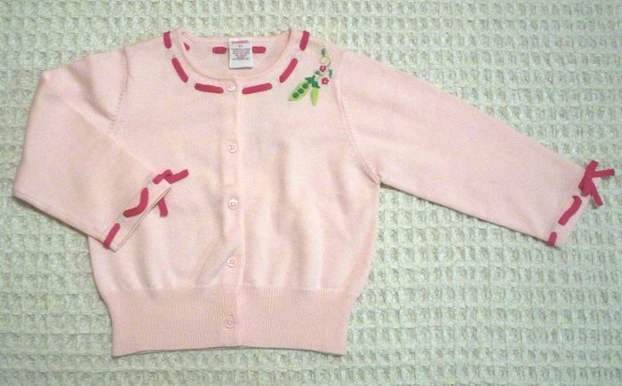 GYMBOREE NWT Grown With Love Cardigan 18-24m