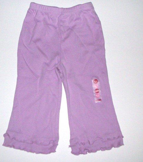 GYMBOREE NWT Romantic Garden Lavender Knit Pants 18-24m