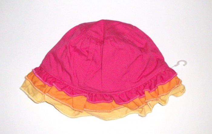 GYMBOREE NWT Copa Cabana Bucket Hat 0-6m