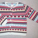 GYMBOREE NWT Mountain Cabin Sweater 18-24m
