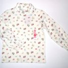 GYMBOREE NWT Mountain Cabin Floral Print Top 3