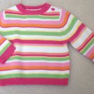 GYMBOREE Jungle Friends NWT Sweater 12-18 m