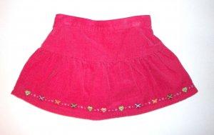 GYMBOREE NWT Mix n Match Corduroy Skirt 6-12m