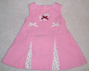 GYMBOREE NWT Sitting Pretty Dress 0-3m NEW Outlet
