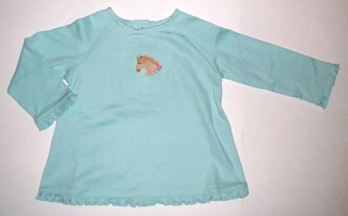 GYMBOREE NWT Park City Luxe Swing Top 12-18m