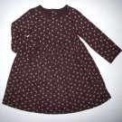 GYMBOREE NWT Park City Luxe Knit Dress HTF! 3T NEW