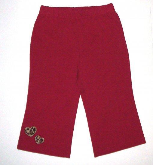 GYMBOREE Glamour Kitty Knit Pants 12-18m