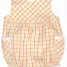 GYMBOREE NWT Prairie Ranch Romper 0-3m
