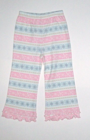 GYMBOREE NWT Snow Princess Knit Pants 18-24m