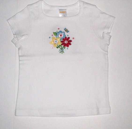 GYMBOREE NWT Wish You Were Here Top 3