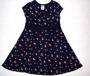 GYMBOREE NWT Wish You Were Here Navy Knit Dress 3