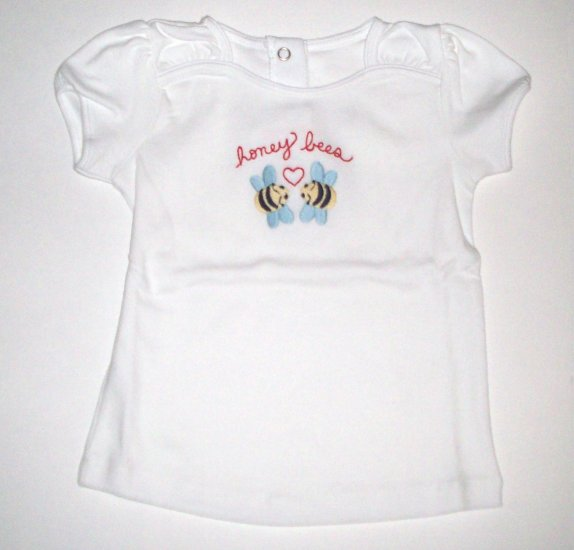 GYMBOREE NWT Wish You Were Here Bee Top HTF! 4T