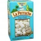 lot 3 White cane sugar in pieces 750 gr peruche beghin say