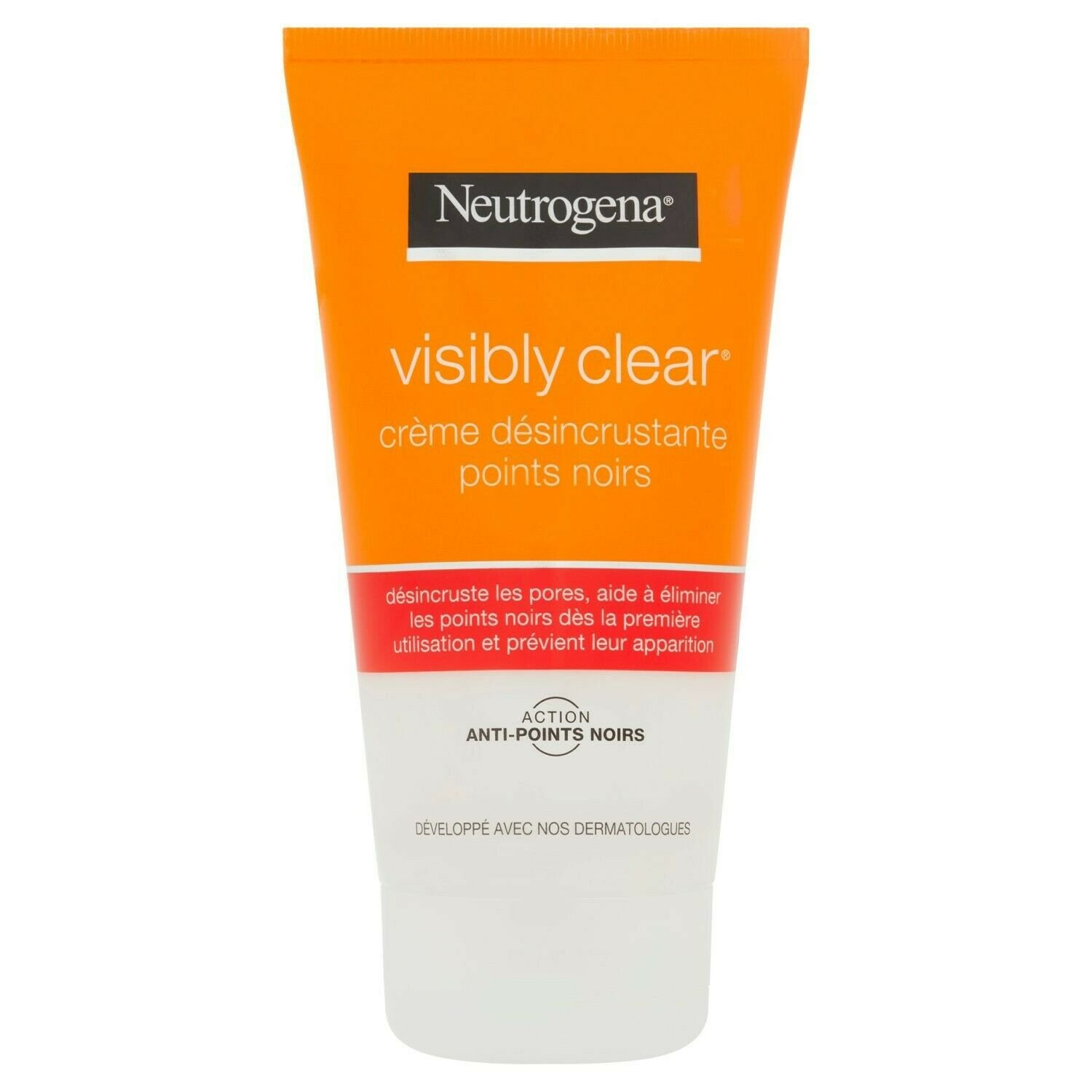 NEUTROGENA Visibly Clear Cleansing Cream for Blackheads 150ml