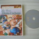 dvd disney The Three Little Pigs in good condition