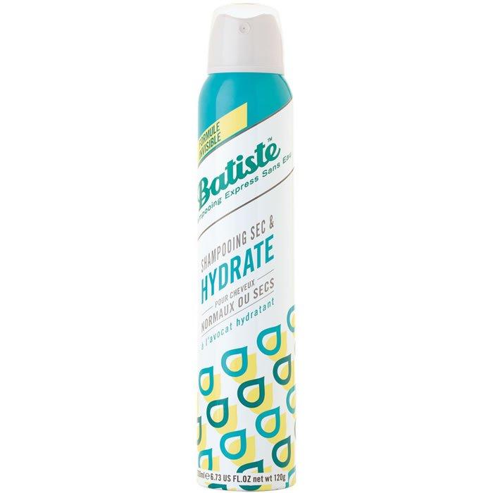 BATISTE: Moisturizing dry shampoo with avocado 200 ml