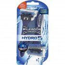Hydro 5 razors, disposable WILKINSON SWORD x6