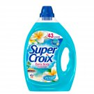Bora Bora Liquid Laundry Detergent Monoi Flower & Aloe Milk, X43 SUPER cross washes
