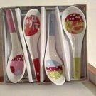 Box of 4 Chinese Verrine Spoons