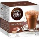 lot 3 x 16 Chococino dolce gusto capsules (8 milk pods + 8 choco pods)