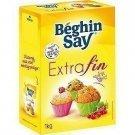 lot 3 Extra fine sugar 1 kg beghin say